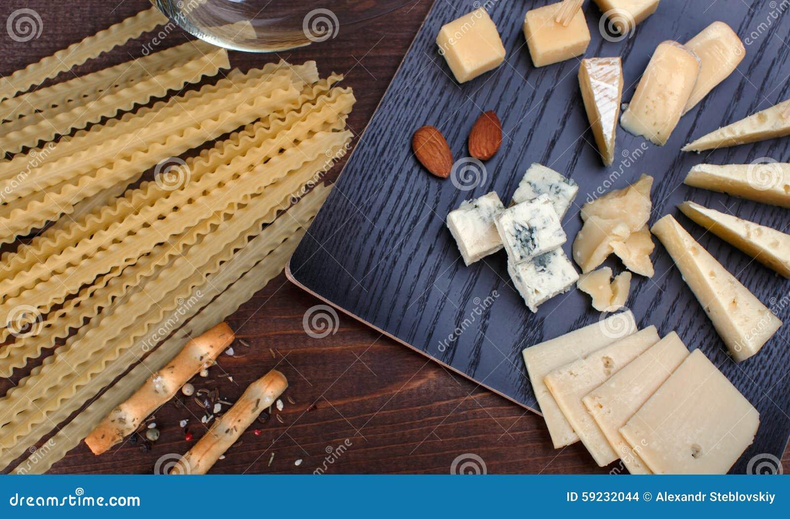 Diverso queso