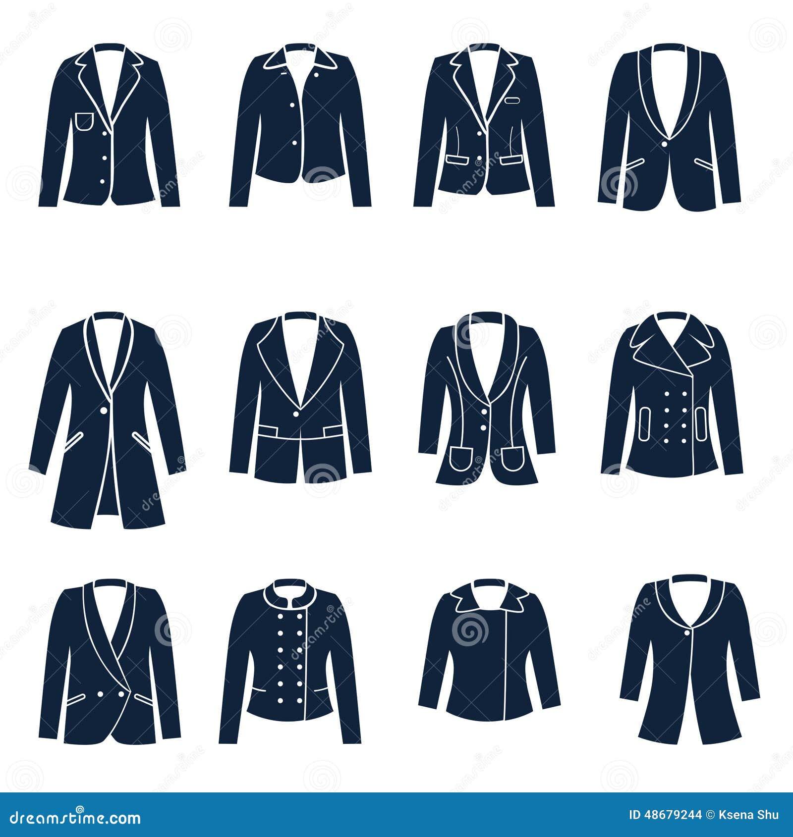 Tipos de chaquetas de mujer