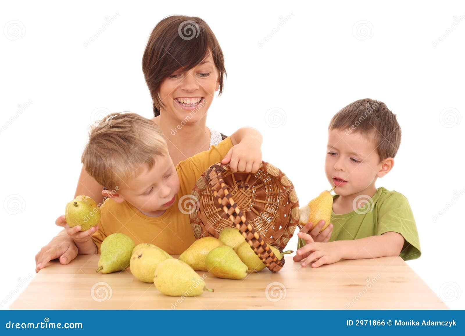 Divertimento com peras