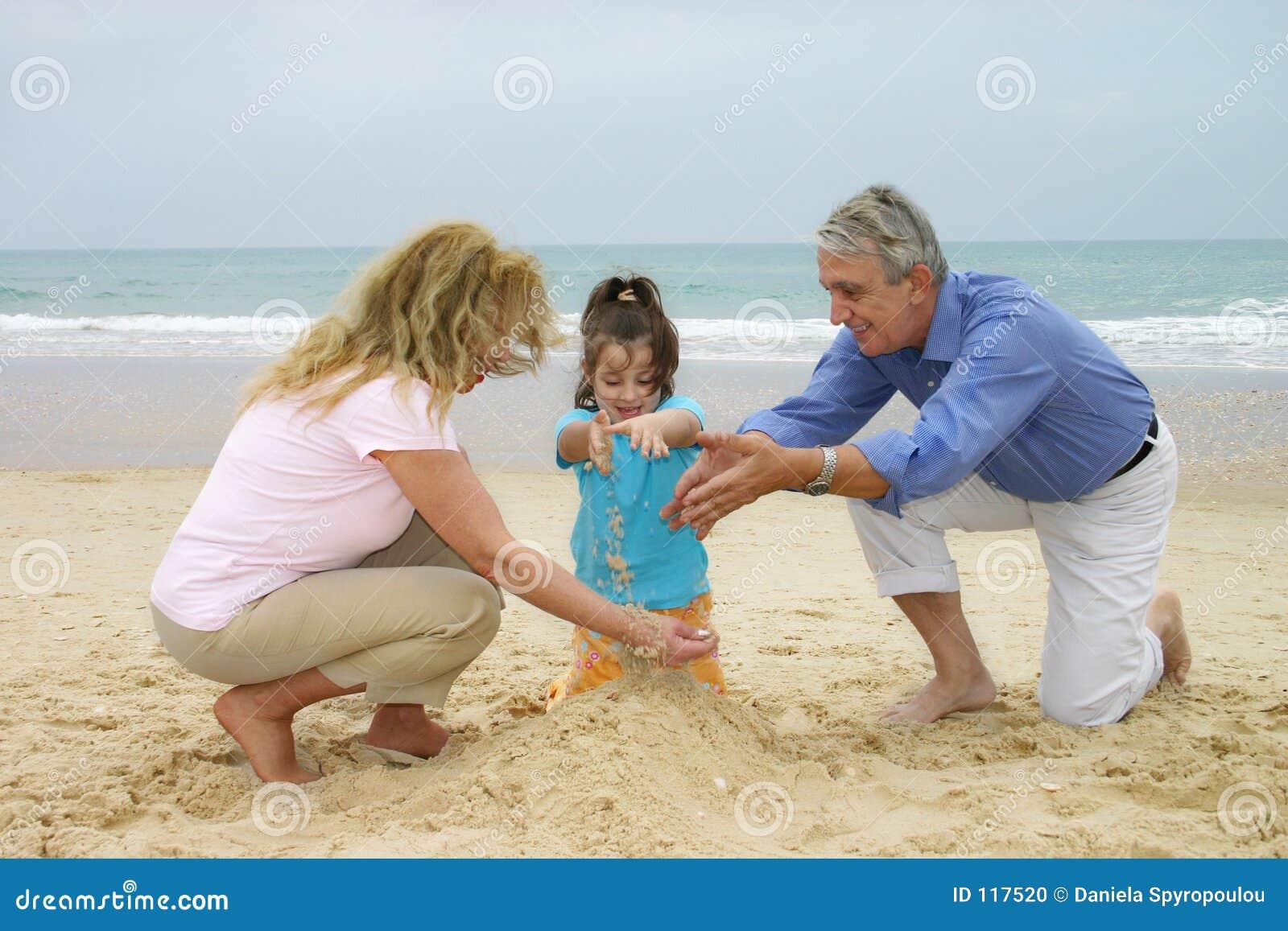 Divertimento da praia