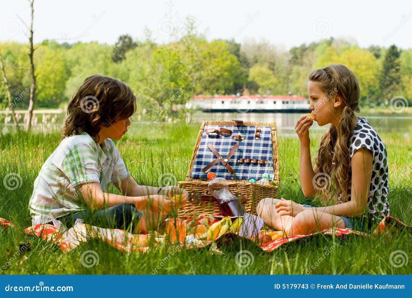 Divertimento di picnic