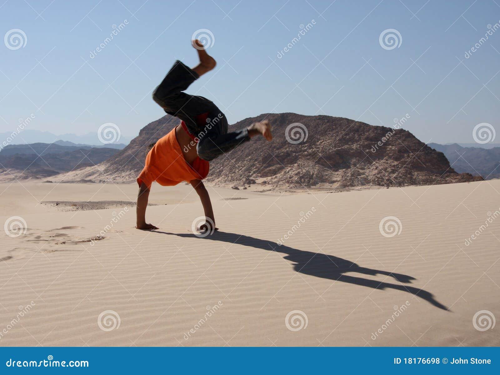 Divertimento nella sabbia
