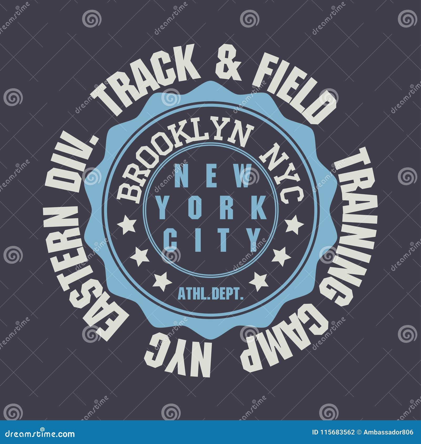 Diviértase el emblema de la tipografía del desgaste, gráficos del sello de la camiseta