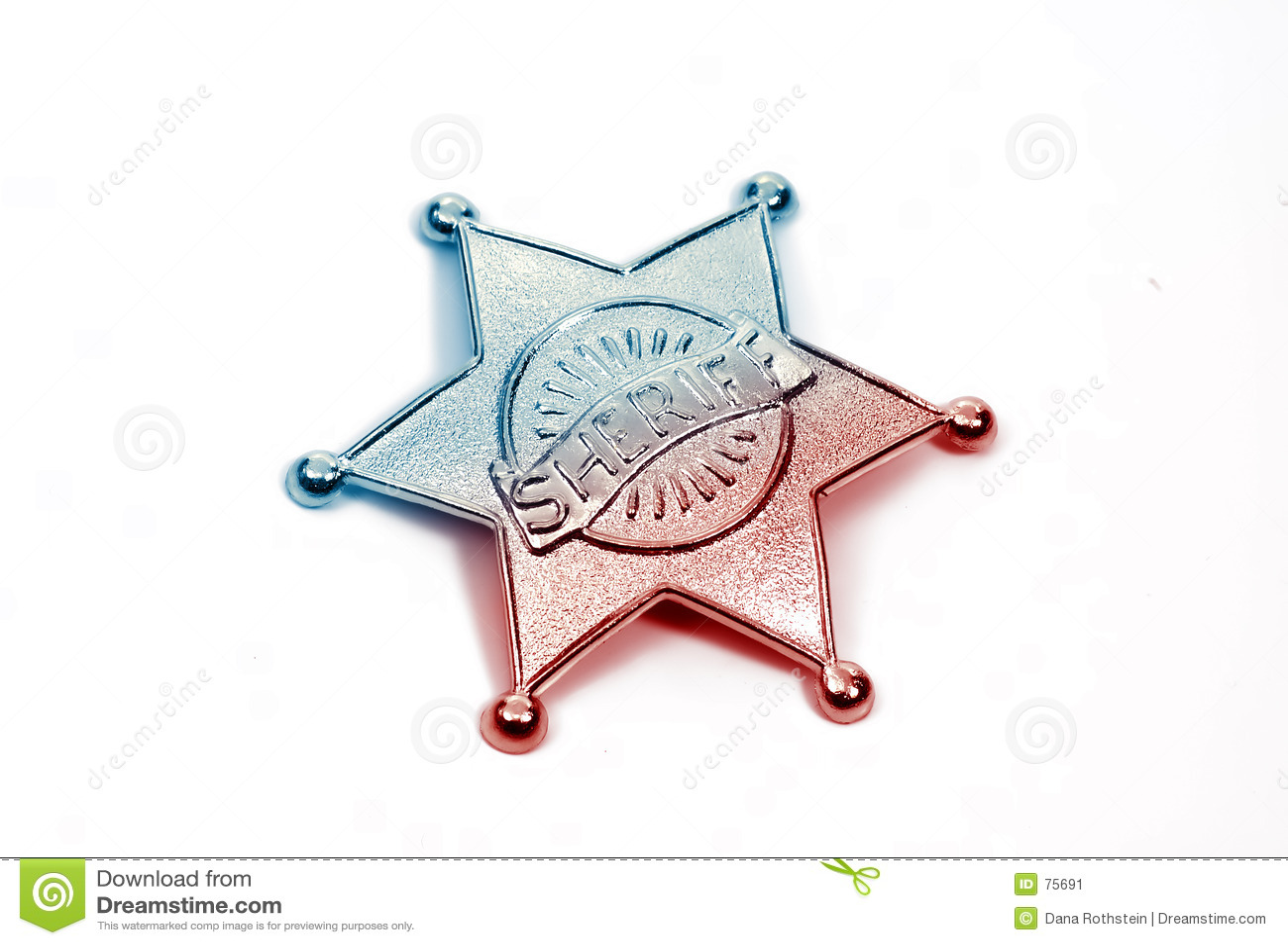 Divisa 2 de los sheriffs