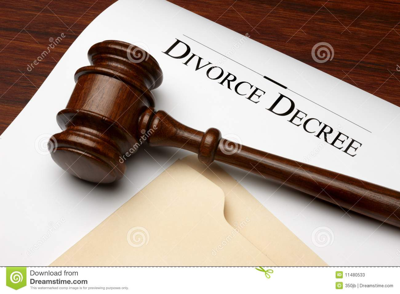 how to get a divorce decree