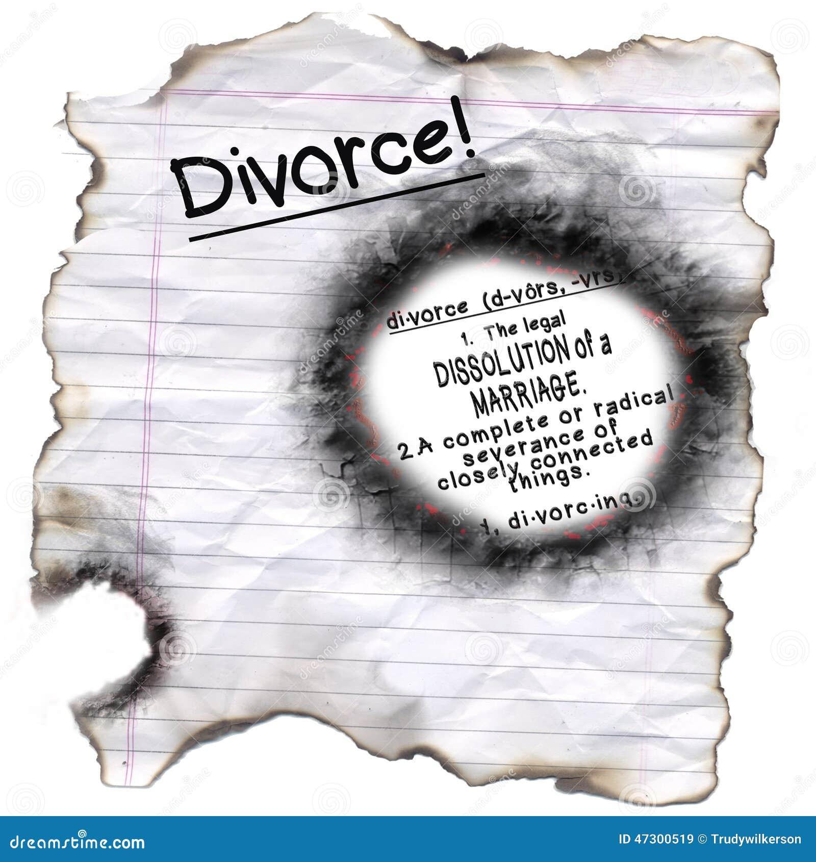 College Essays Divorce Definition Essay