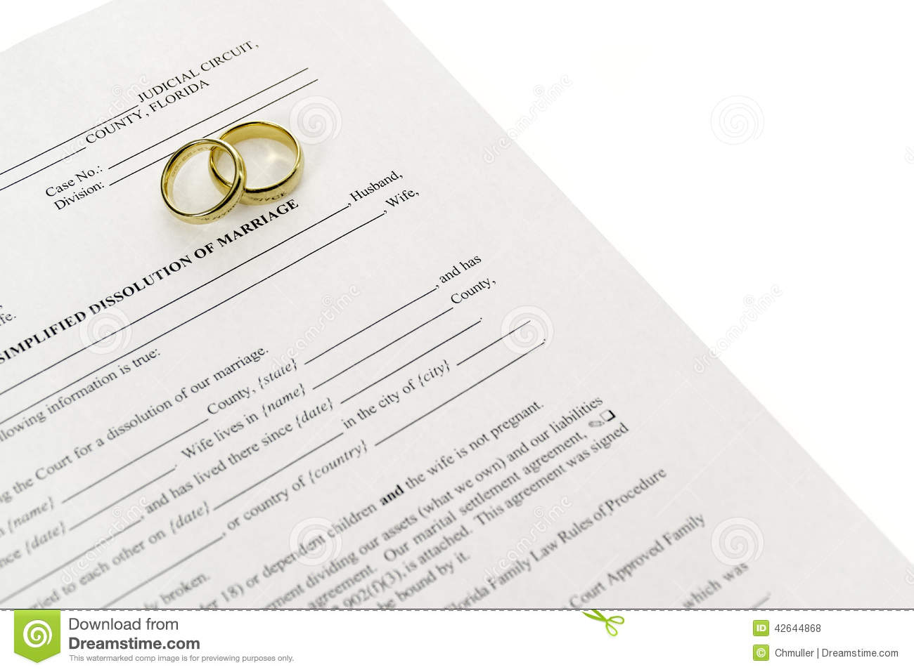 Blank Divorce Papers free sales agreement template – Blank Divorce Decree