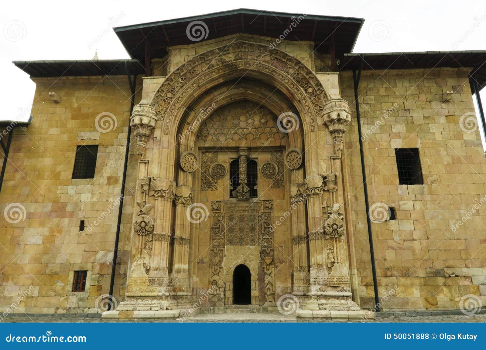 Divrigi Grote Moskee in Turkije
