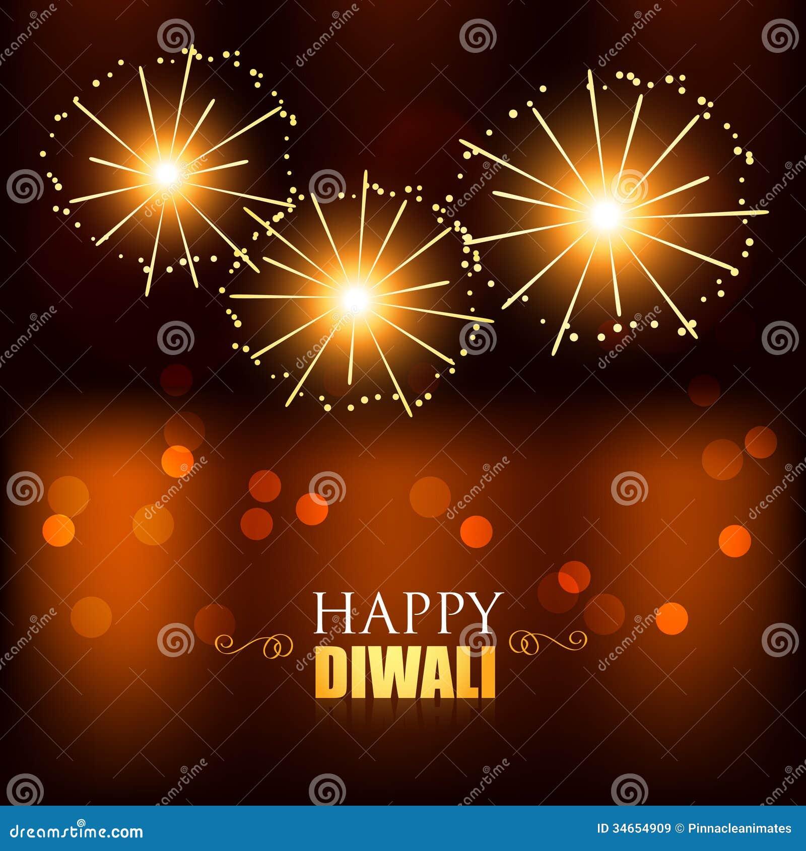 Diwali节日烟花