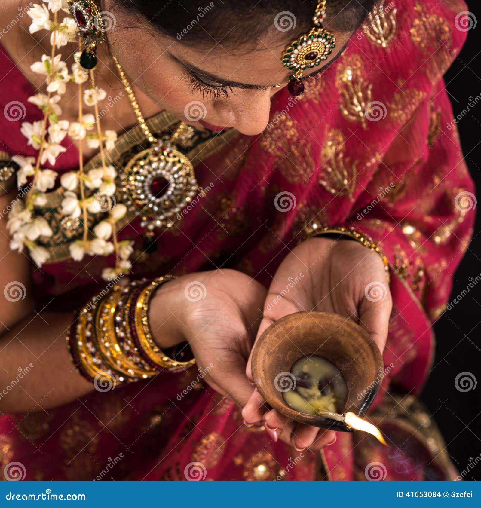 Diwali праздничное торжества светов