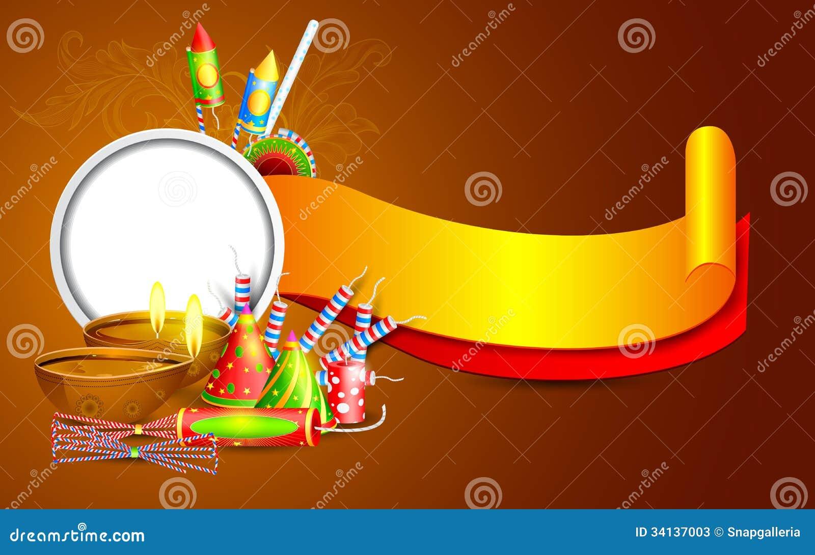 diwali banner background  Diwali Banner stock vector. Illustration of ceremony - 34137003