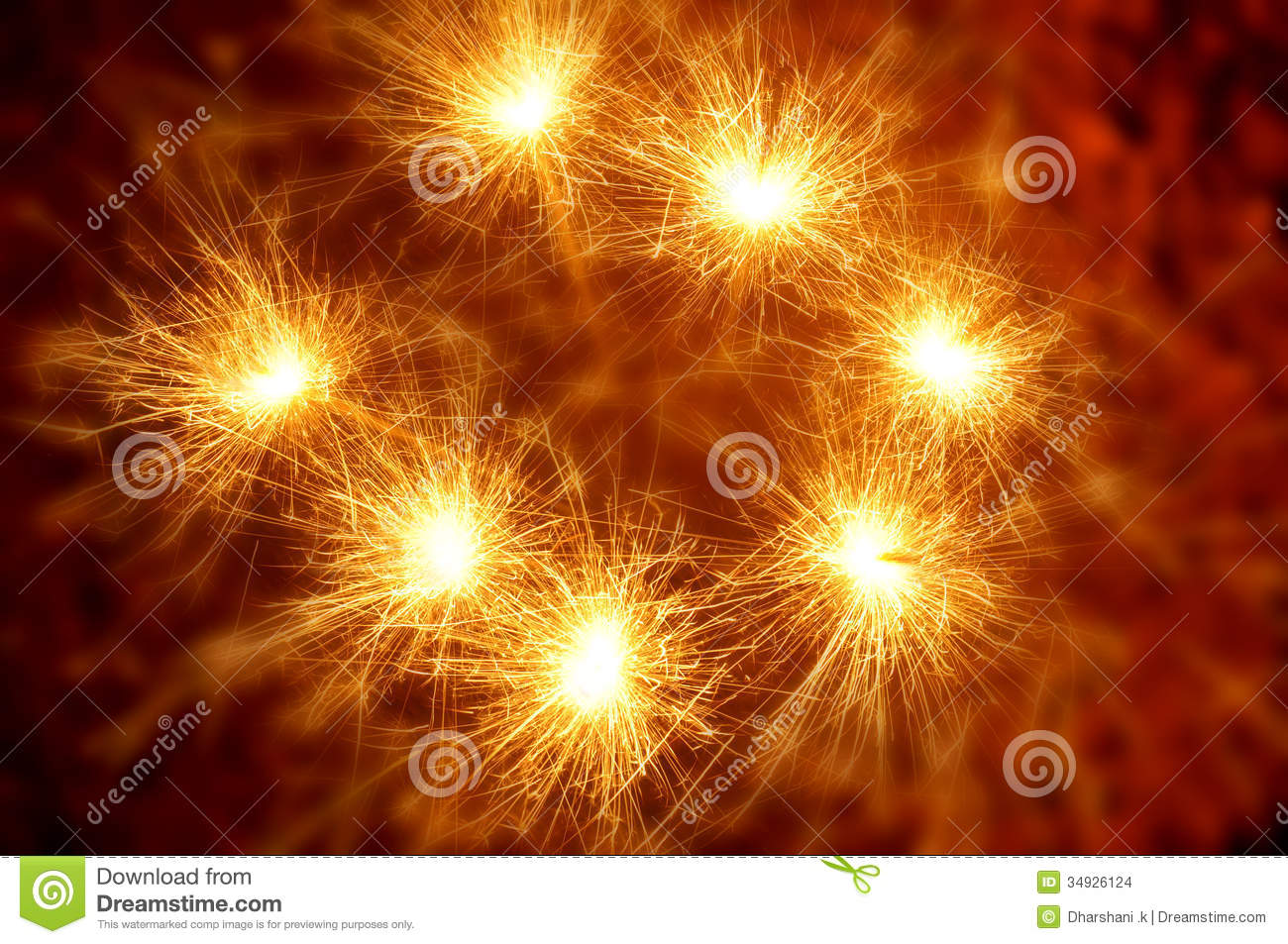 Diwali Festival Celebrations Stock Photo Image 34926124