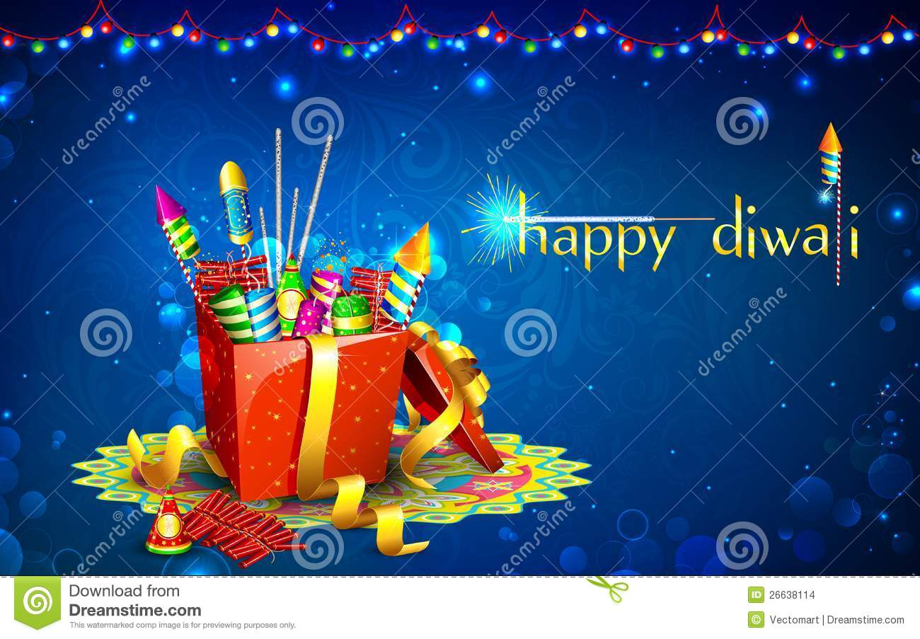 Diwali gift stock vector illustration of greeting auspicious diwali gift negle Image collections