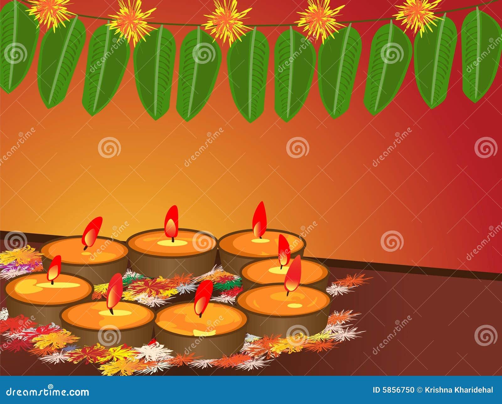 Diwali, het Festival van Lichten