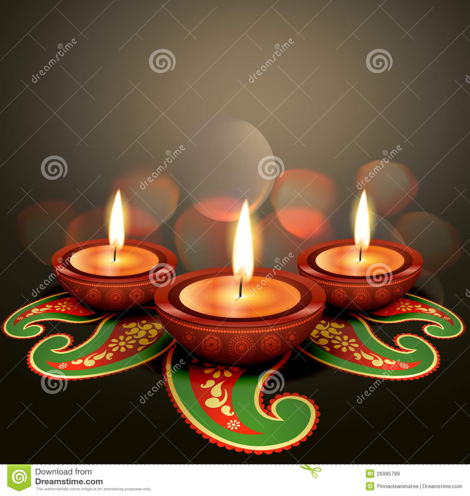 Diwali indio del festival