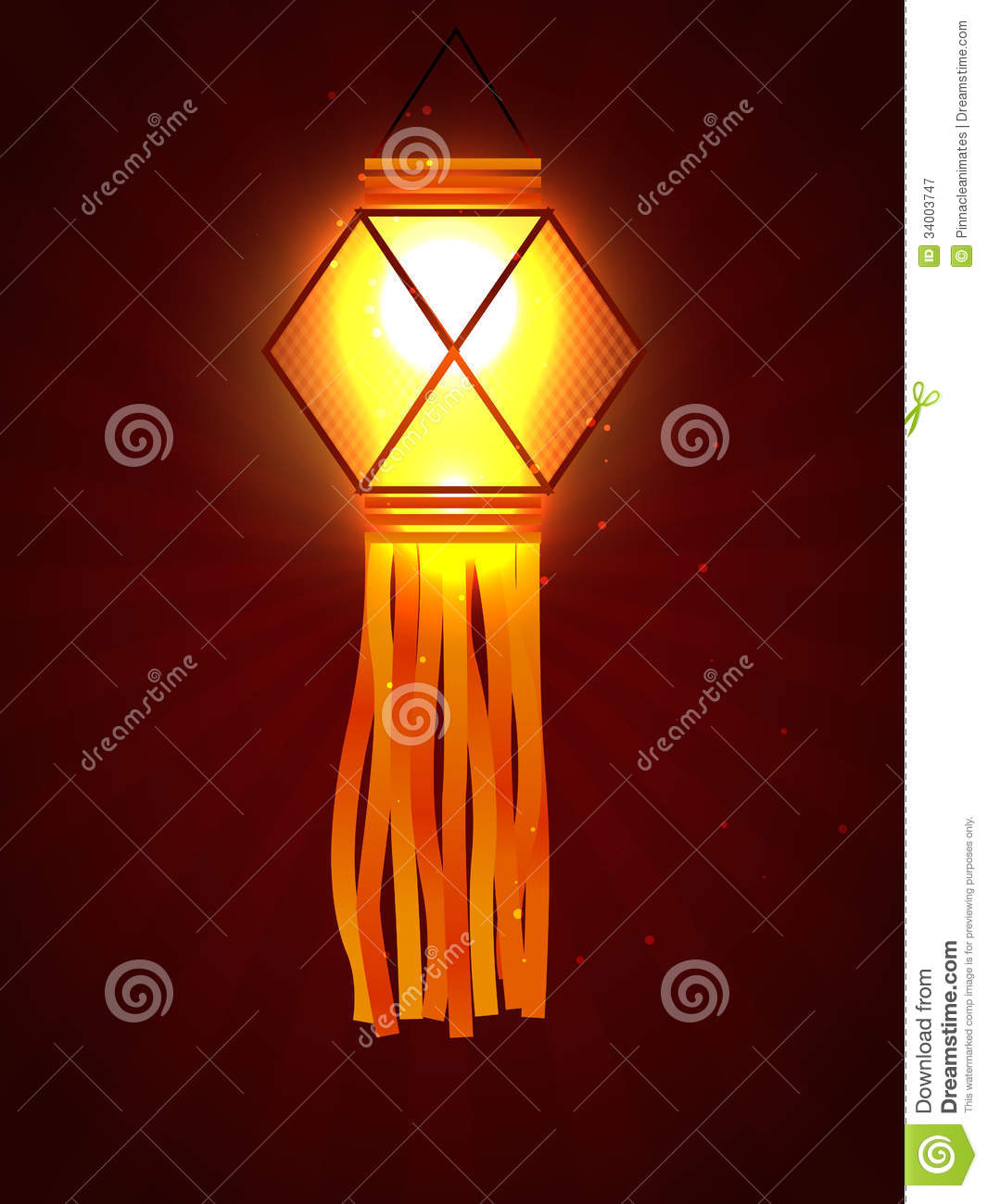 Diwali lamp design stock vector. Illustration of ethnic - 34003747 for Diwali Lamp Designs  570bof