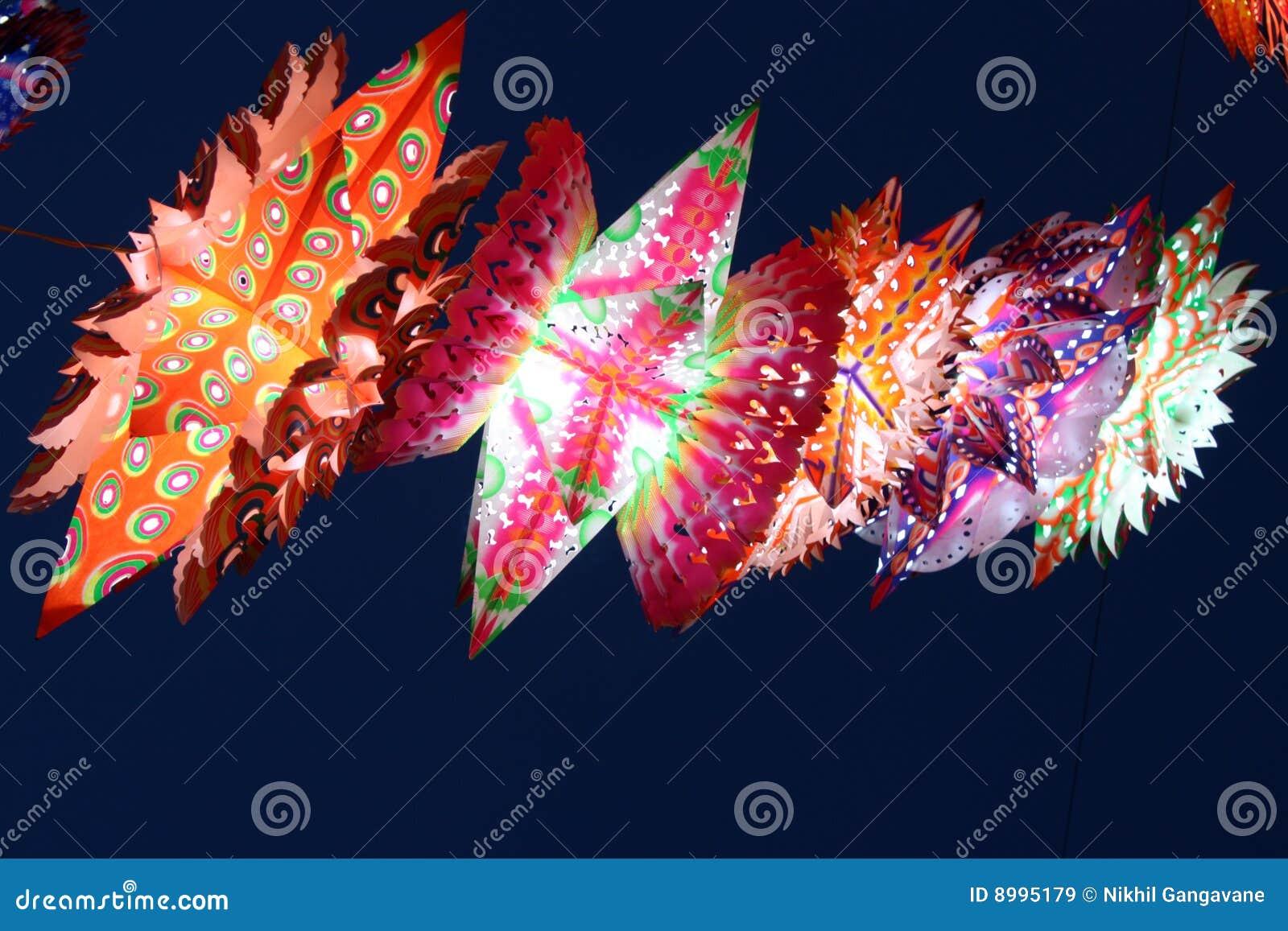 Diwali lampiony