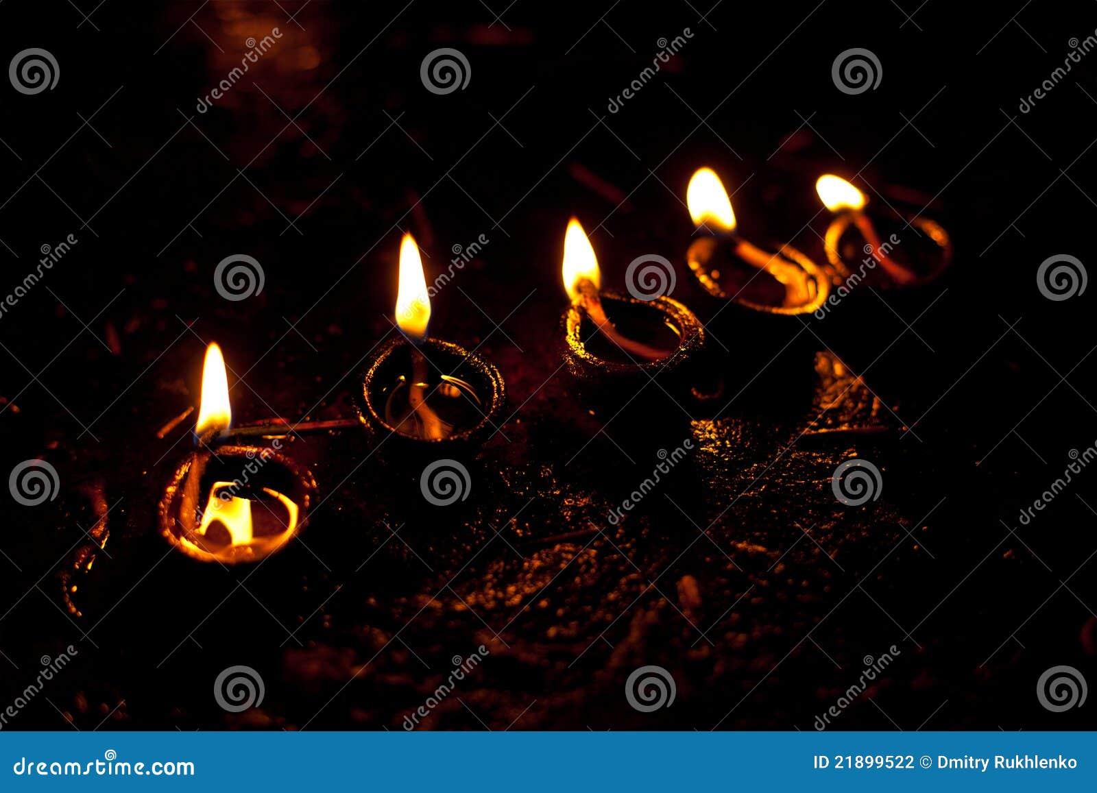 Diwali Lights Stock Photography - Image: 21899522