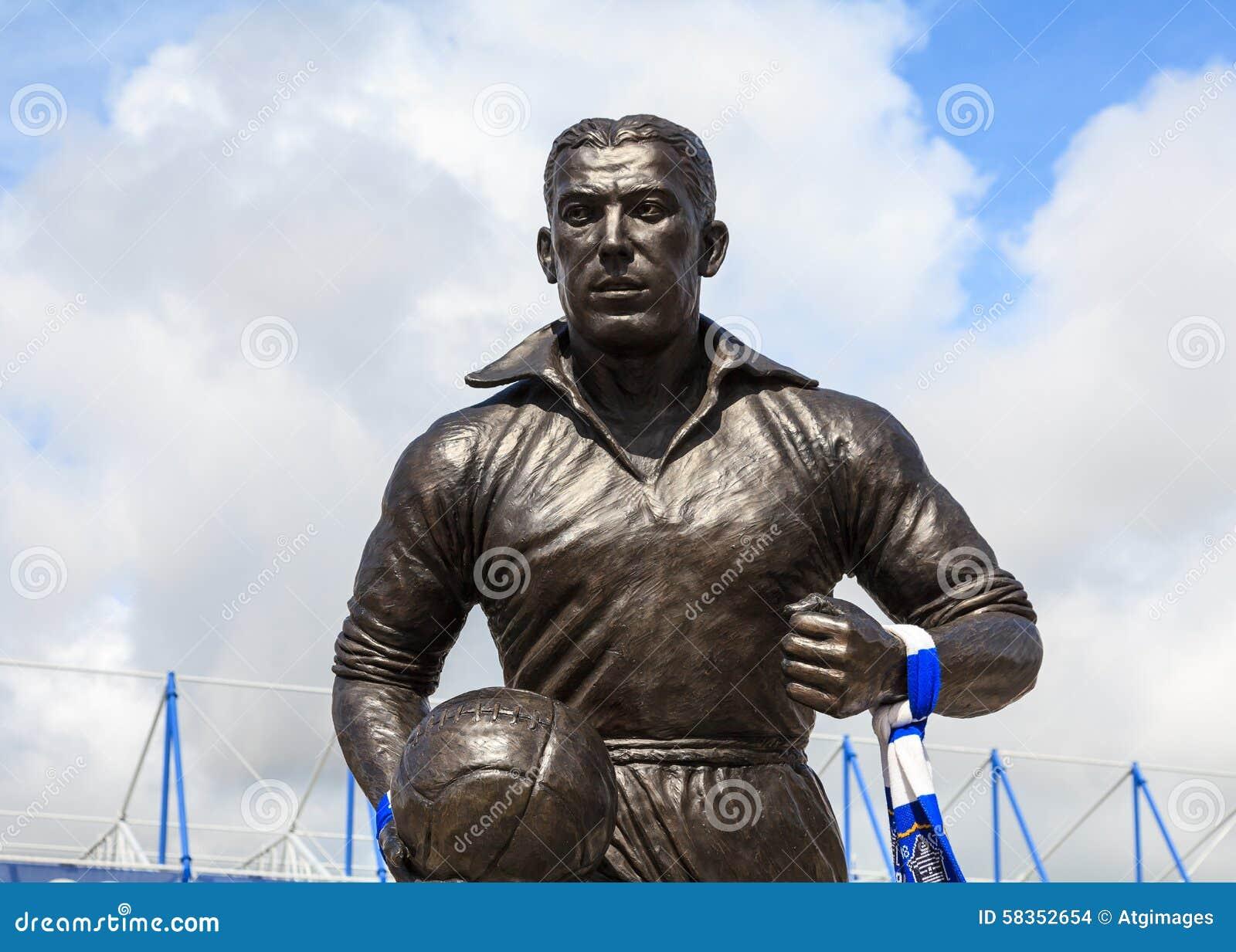 Dixie Dean statua