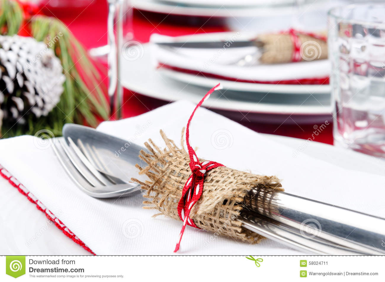 download diy christmas wreath made of pine needles christmas table decoration stock image image