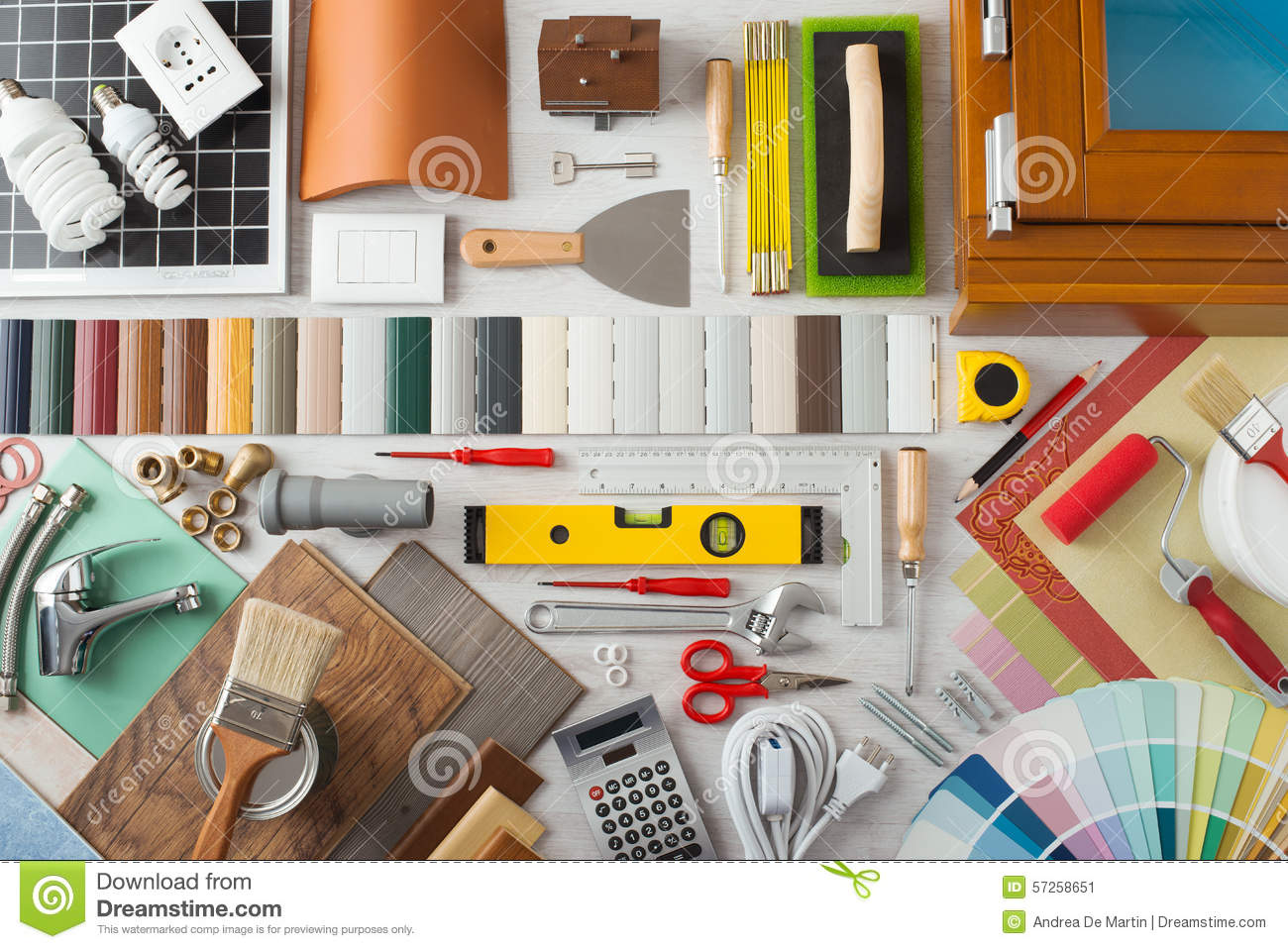 Diy and home renovation stock photo image 57258651 for Do it yourself home renovation