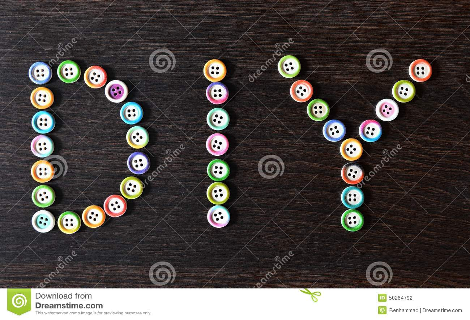 Diy lettering stock illustration illustration of letters 50264792 diy lettering solutioingenieria Choice Image