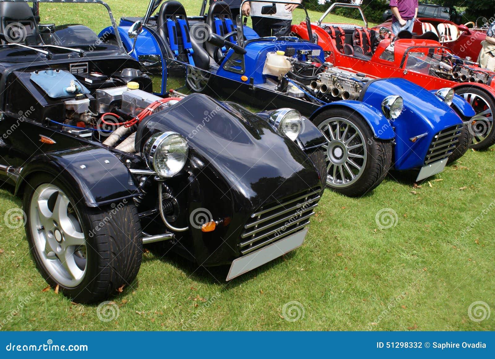 DIY zestawu samochody w samochodowym przedstawieniu