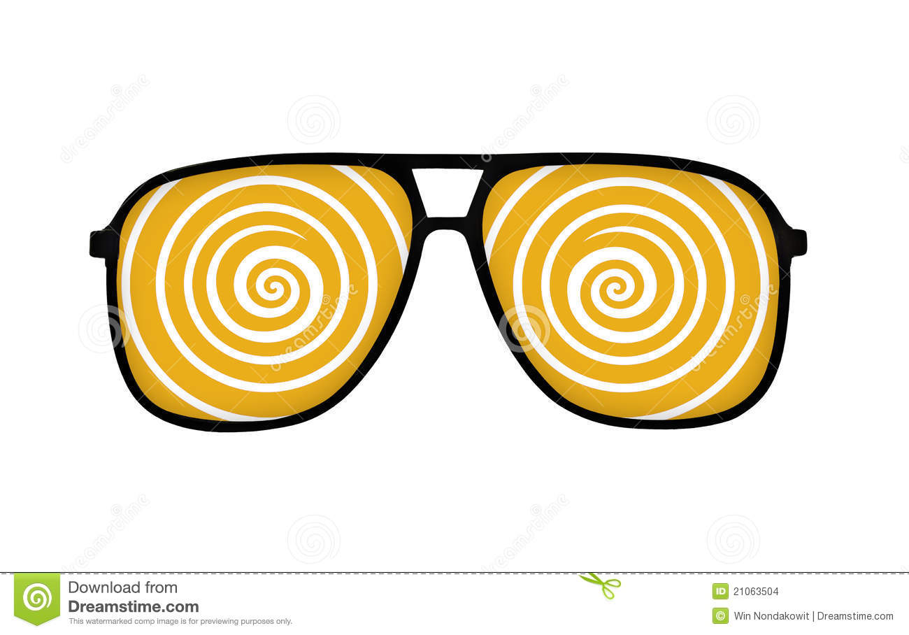 cec7aeb96df Dizzy glasses stock illustration. Illustration of creative - 21063504