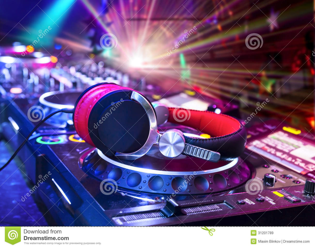 dj mixer with headphones royalty free stock images image headphones vector icon headphones vector logo