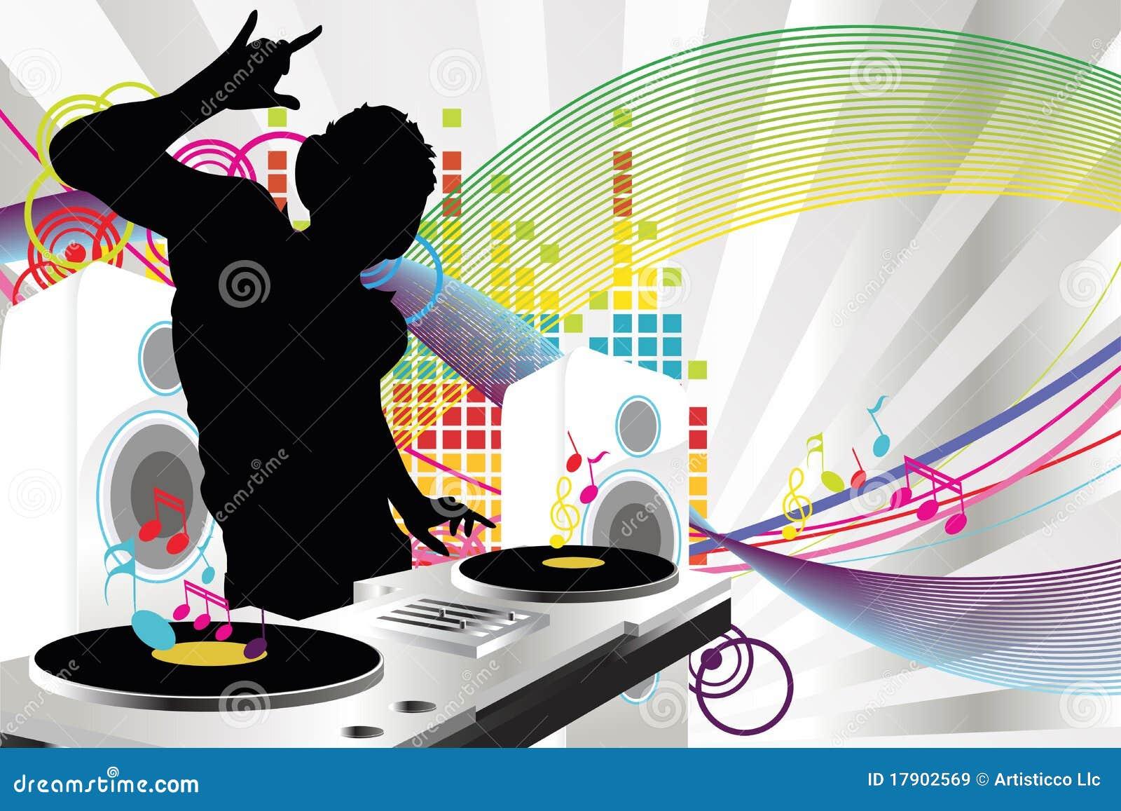 Dj muzyka