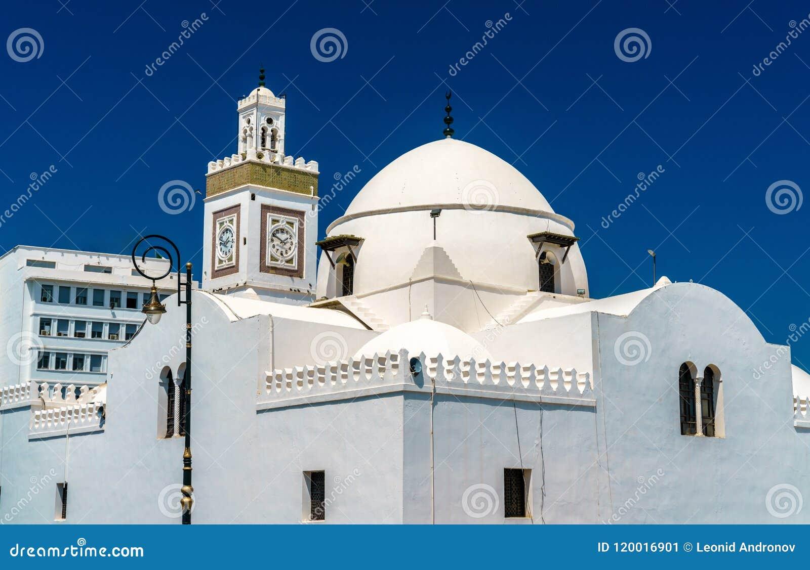 Djamaa al-Djedid mosque in Algiers, Algeria