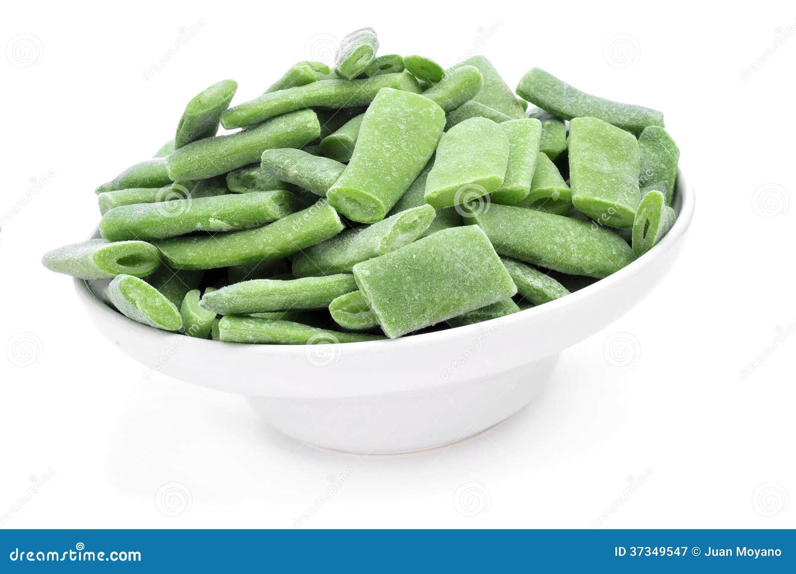 Djupfrysta haricot vert