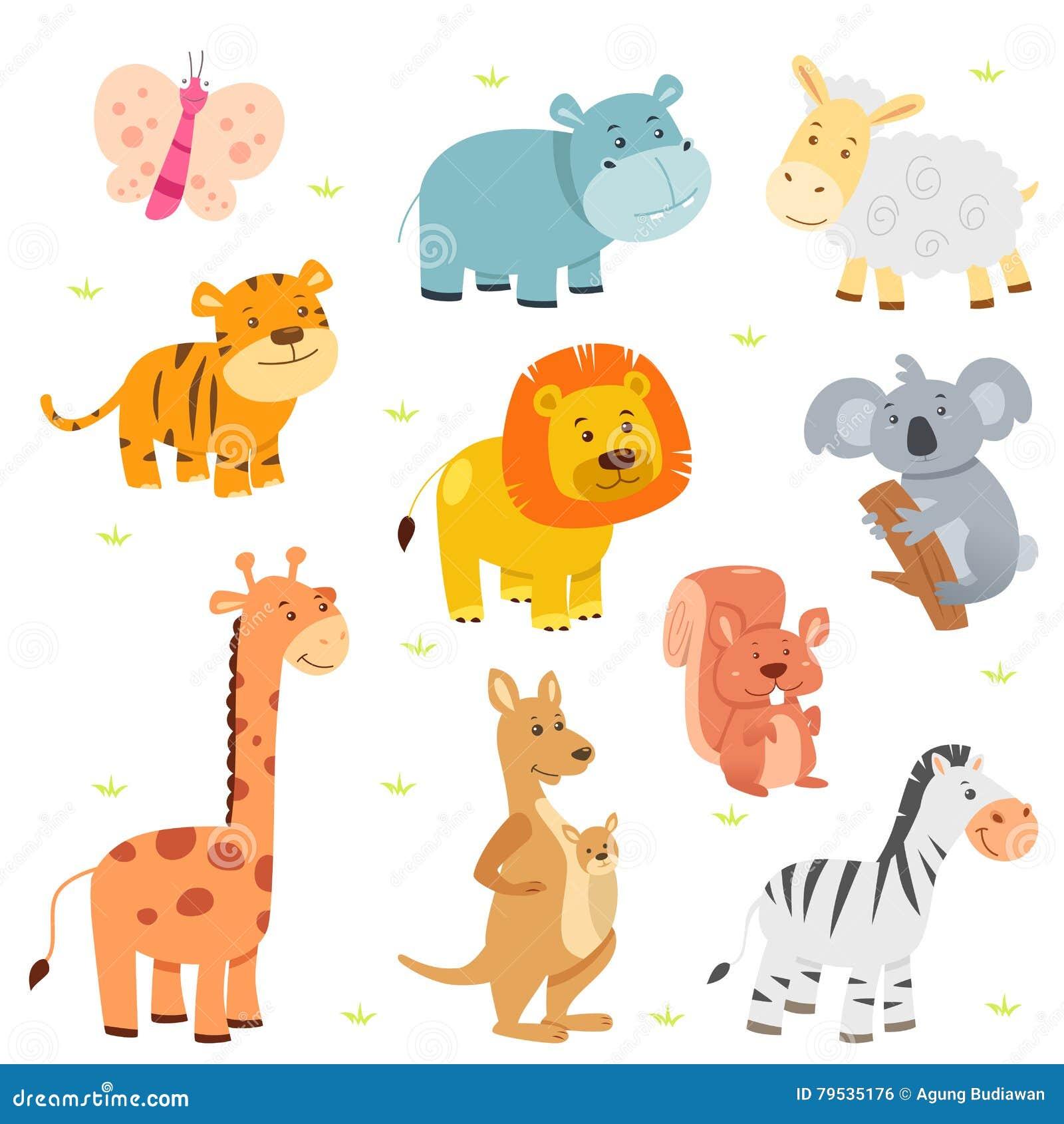 Djura symbolsuppsättningar