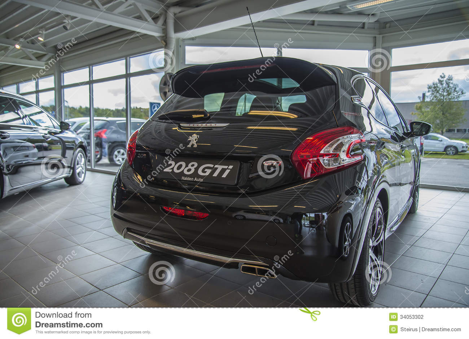 Dla sprzedaży, Peugeot 208 gti