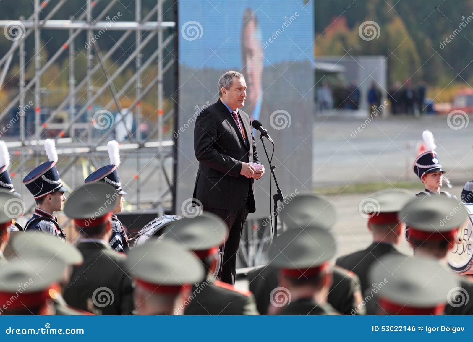Dmitry Rogozin editorial photo. Image of dmitry, diplomat ...