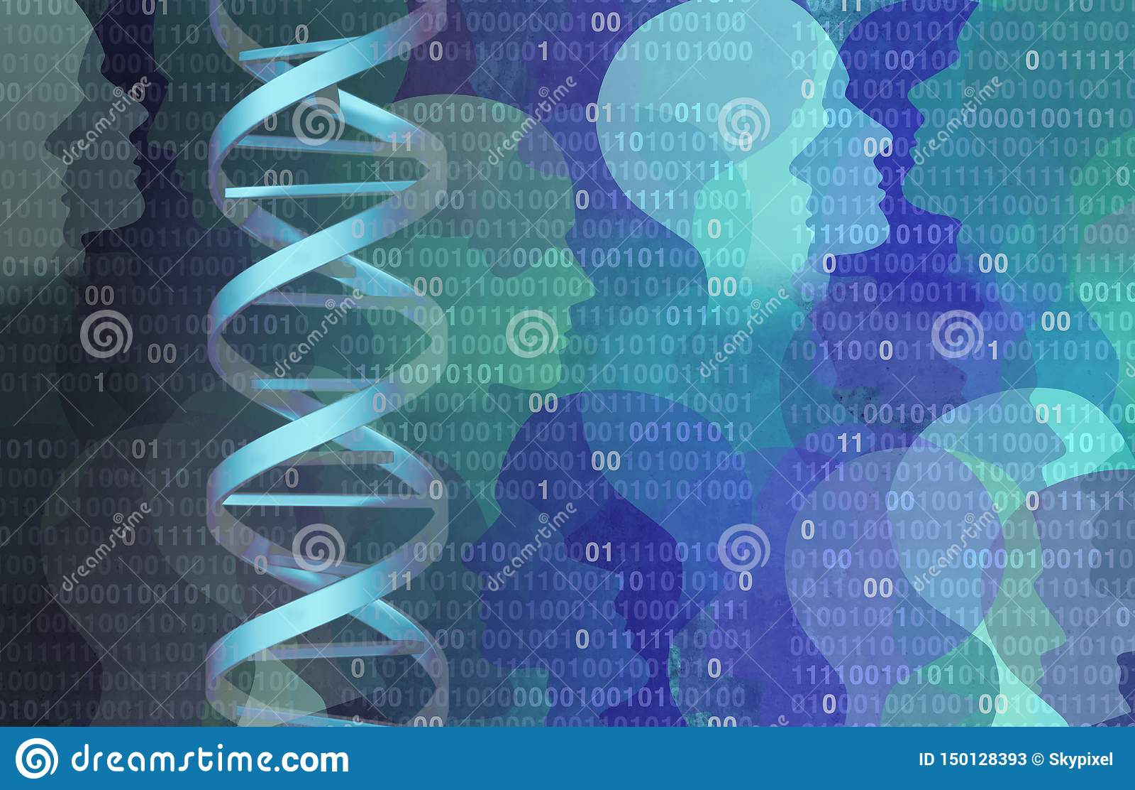 DNA Binary Code