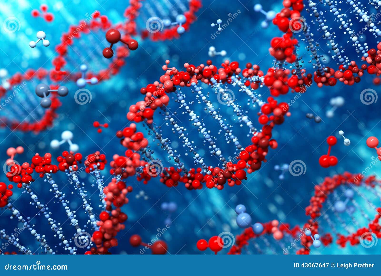 DNA-Hintergrund (Typ 05)