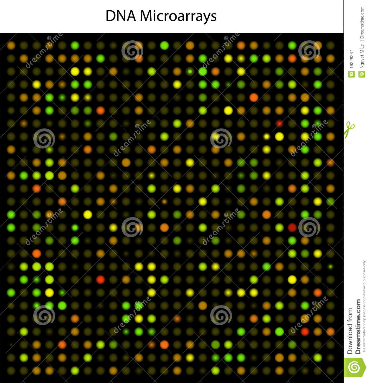 DNA microarrays: Types, Applications and their future