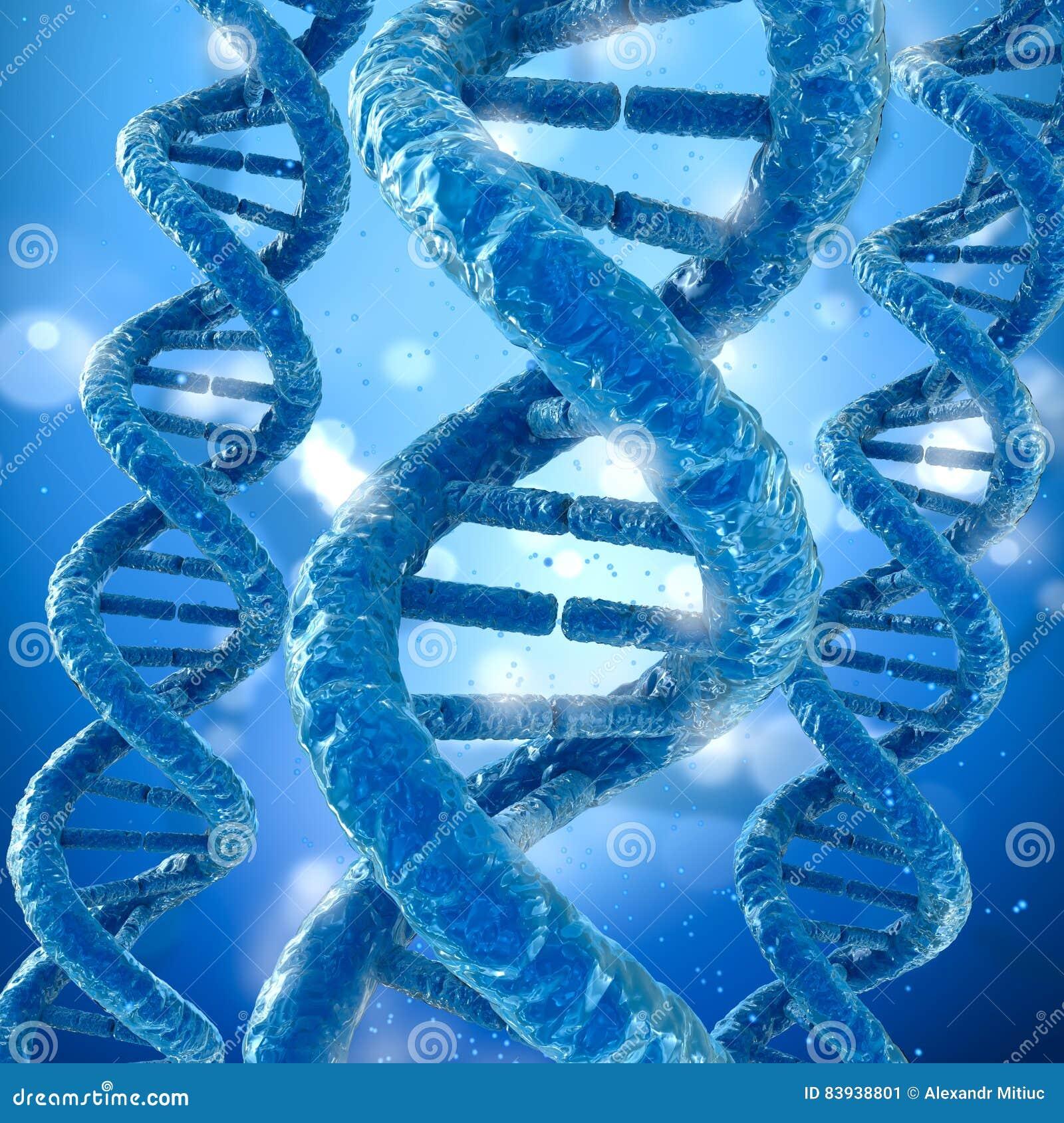 DNA-moleculeconcept
