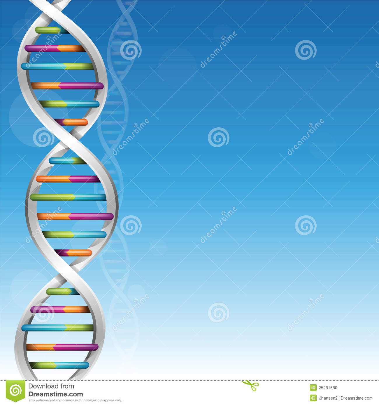 dna science background stock photo image 25281680