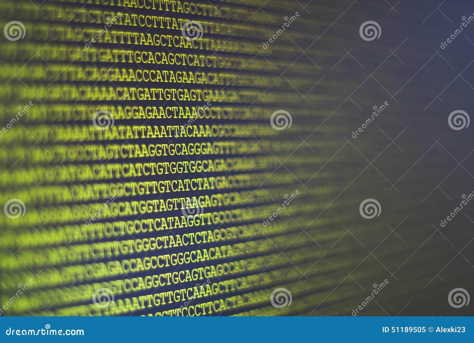 DNA sekwencja