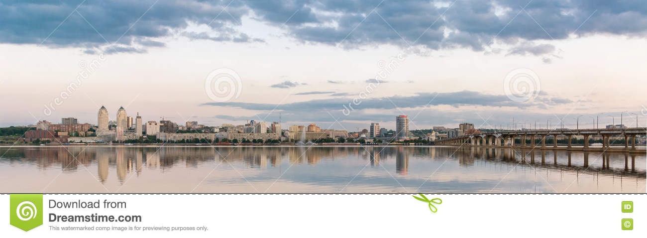 Dnepropetrovsk Dnipropetrovsk, Dnepr, Dnipro view of the city
