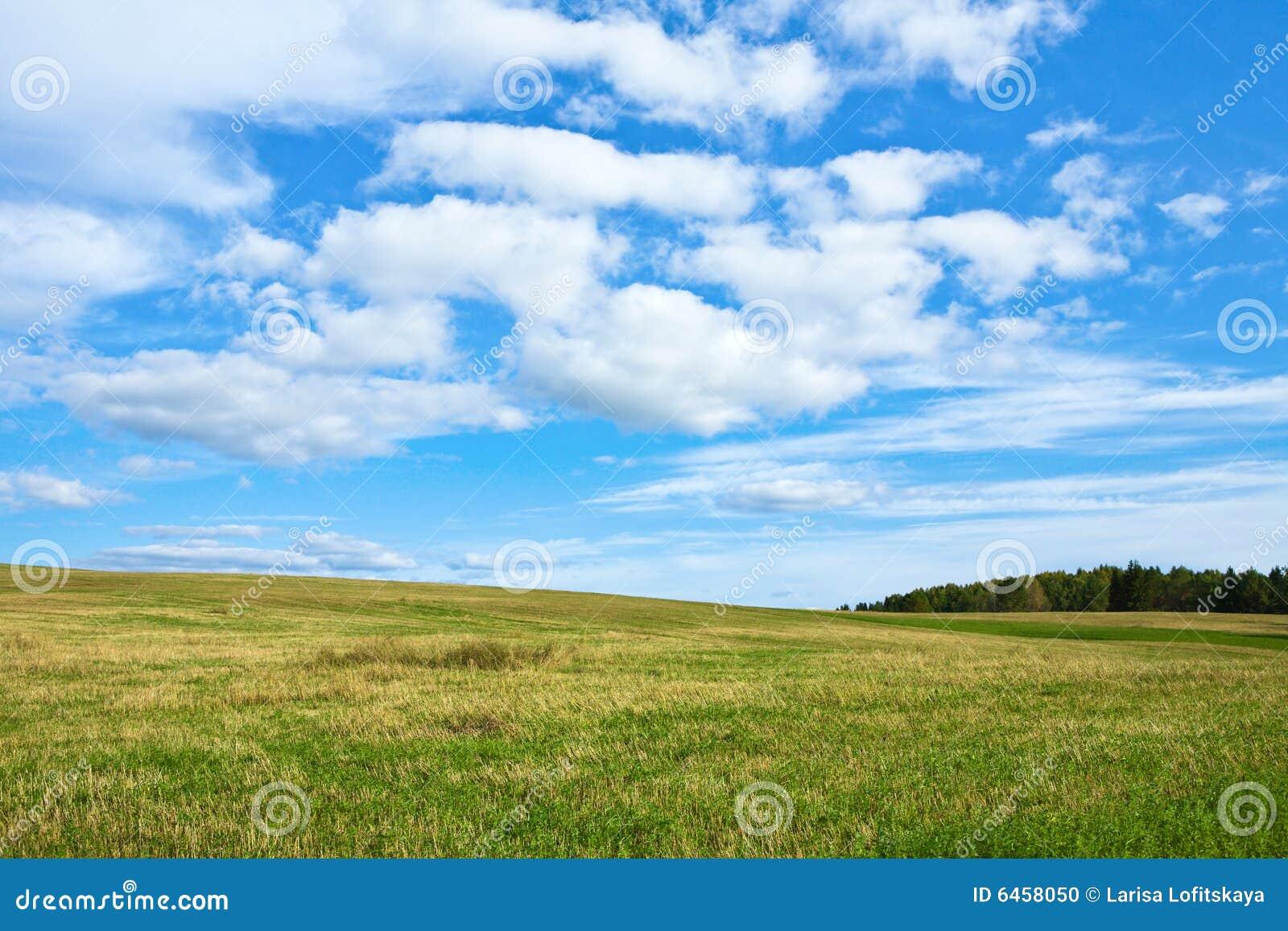 Dni niebo niebieskie słońce