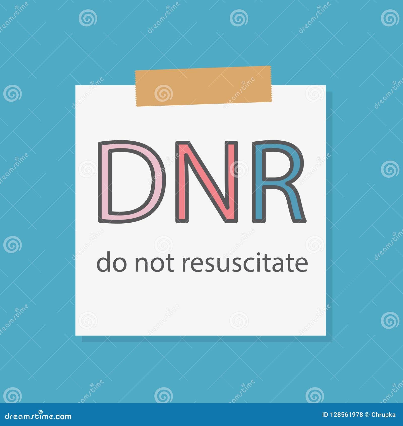 Dnr thesis statement