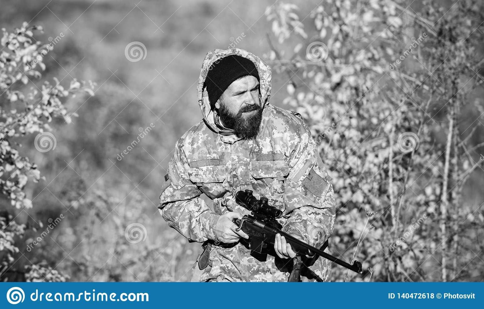 Doświadczenie i praktyka pożyczamy sukcesu polowanie Łowiecki sezon Żniw zwierzęta typowo ograniczający Facet łowiecka natura