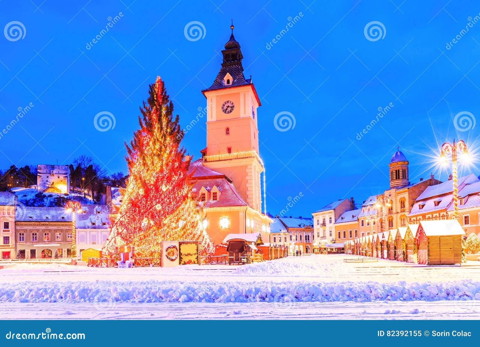 Do centrum miasta brasov stary Romania
