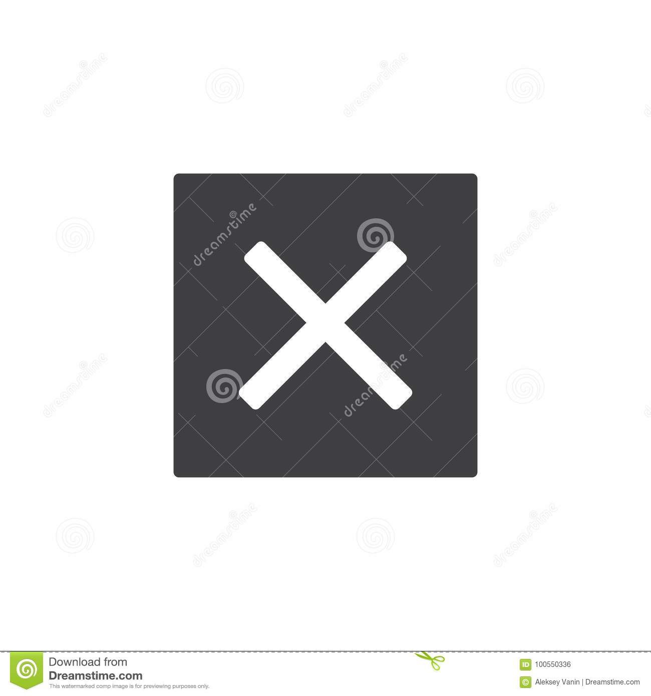 Do Not Dry Icon Vector Stock Vector Illustration Of Machine 100550336