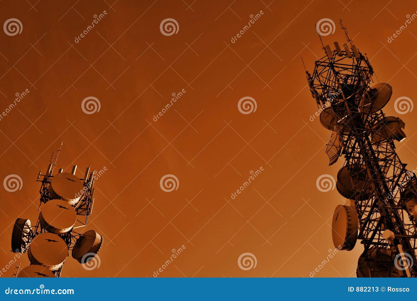 Do wieży sepiowy