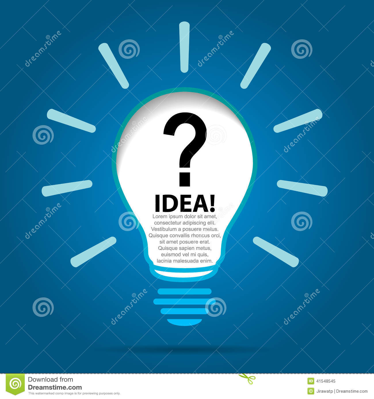Do you have any ideas stock vector illustration of ideas 41548545 do you have any ideas biocorpaavc