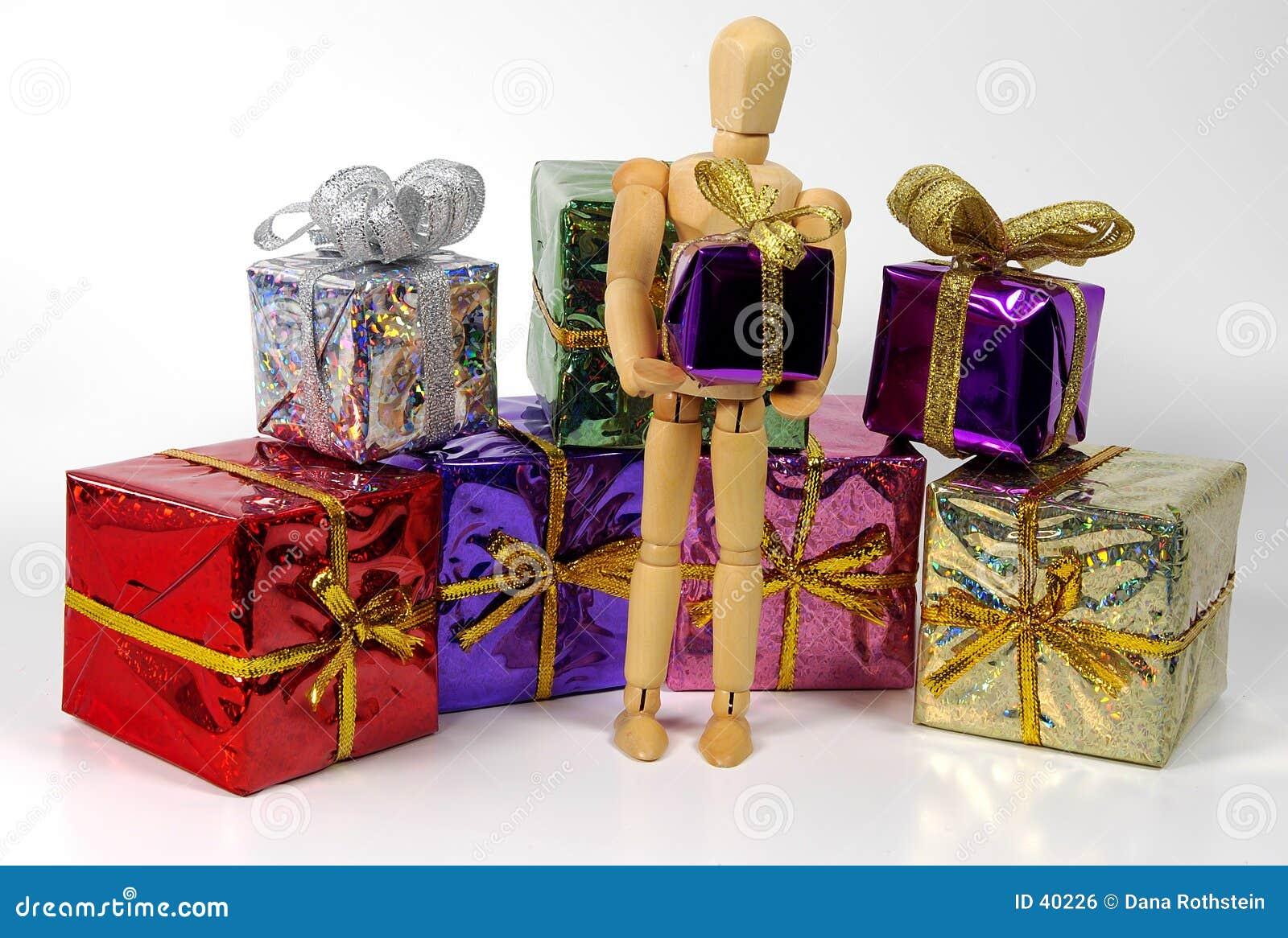 Doação do presente